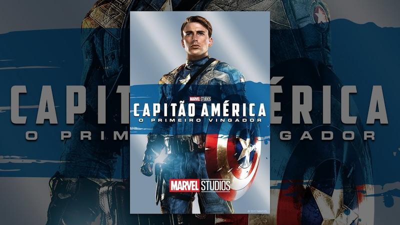 Capitão América O Primeiro Vingador (Dublado)
