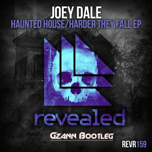 Joey Dale  – The Harder They Fall (Gzann Bootleg)