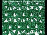 Султанская Вязка - Fishnet lace patterns crochet - ажурные узоры крючком