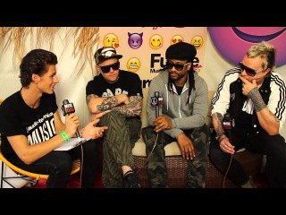 Future Music Festival 2015: The Prodigy Talk Lazy DJs Performing New Songs Down Under