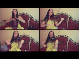 Hearthstone | Anastasia Soina | Музыка из игры на скрипке