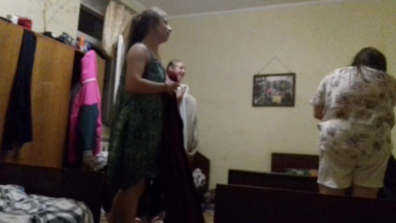 махач полотенцами