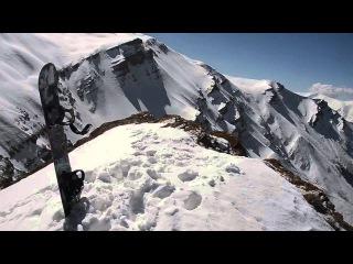 Snowboarding Iran HD