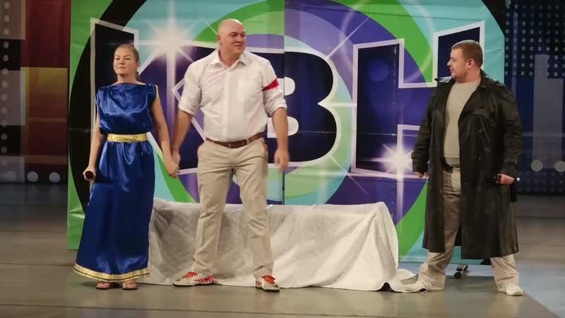 Сборная Монди СЛПК - Два в одном (КВН Лига Поволжье 2015. Финал)