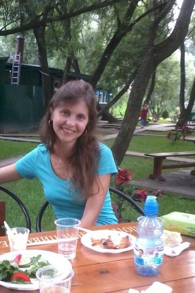 Аня Кириллова, 20 июля , Санкт-Петербург, id7376363