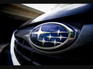 Запись оригинального пробега Subaru в новую приборную панель.