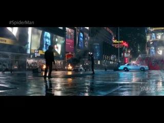 «Новый Человек-паук: Высокое напряжение» (2014): Фрагмент №5