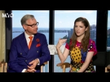 Anna Kendrick and Paul Feig Talk About A Simple Favor _ Sessions _ The MVTO