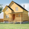 Добротный Дом - дома и бани из бруса