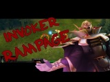 -INVOKER RAMPAGE-