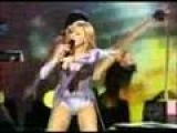 Gorillaz &amp Madonna Live - Feel Good Inc - Hung up.