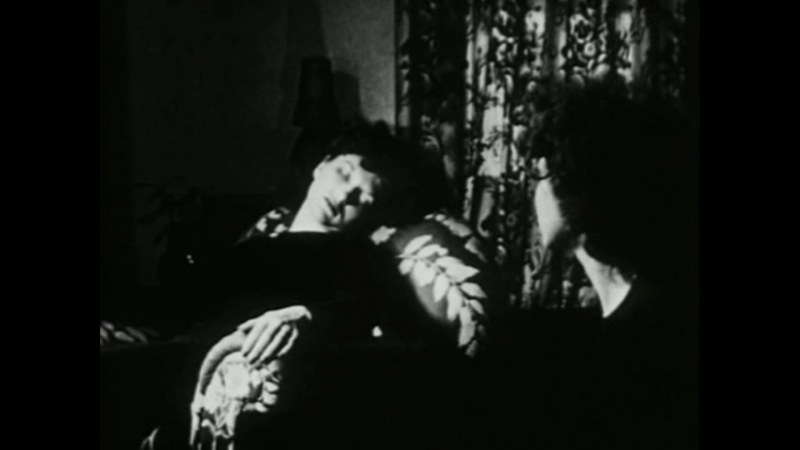ПОСЛЕПОЛУДЕННЫЕ СЕТИ | Meshes of the Afternoon (1943) - сюрреализм Майя Дерен