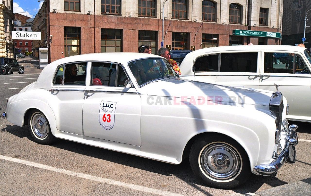 Шопард Ралли Rolls-Royce