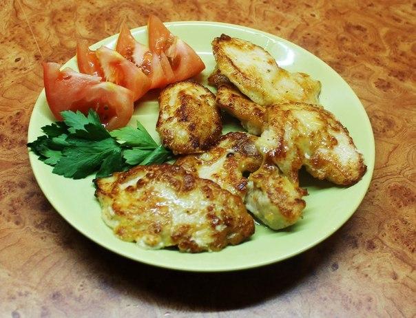Что приготовить на обед из куриной грудки