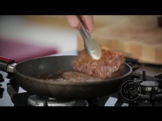 Гордон Рамзи. Как приготовить Идеальный стейк. RUS