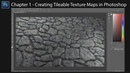 3D Sculpting with Photos - Part 1 - Creating Tileable Texture Maps
