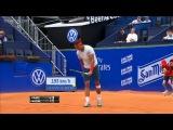 Rafael Nadal vs Benoit Paire Conde Godo - ATP Barcelona 2013 R3) - Full Match HD