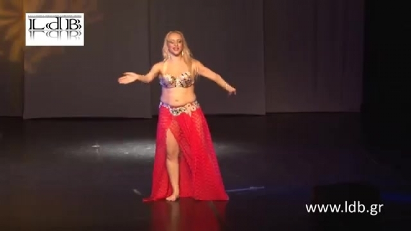 Nasia Hayat - 3rd LdB Festival Lets Dance Belly Dance 23979