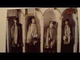 M. C. Escher, Mummified Priests in Gangi, Sicily (1932).