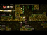Spelunky. All HuGs death. Ep 14-17