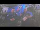 Космонавты на борту МКС показали спутники СириусСат