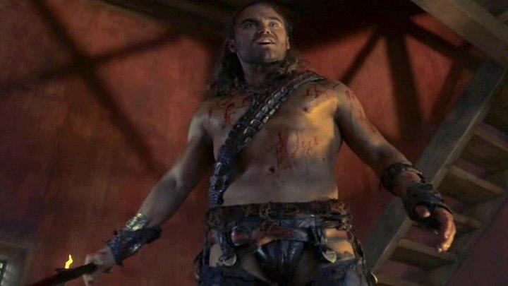 Spartacus:La Guerra De Los Condenados 4X02