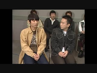 Акира Исида и Соитиро Хоси дают интервью в рамках аниме