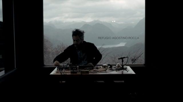 Recital de Federico Durand en el refugio de montaña Agostino Rocca