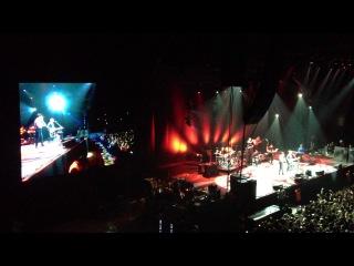 Sting with Turkish Clarinetist Serkan Çağrı in İstanbul 26-11-2012.MOV