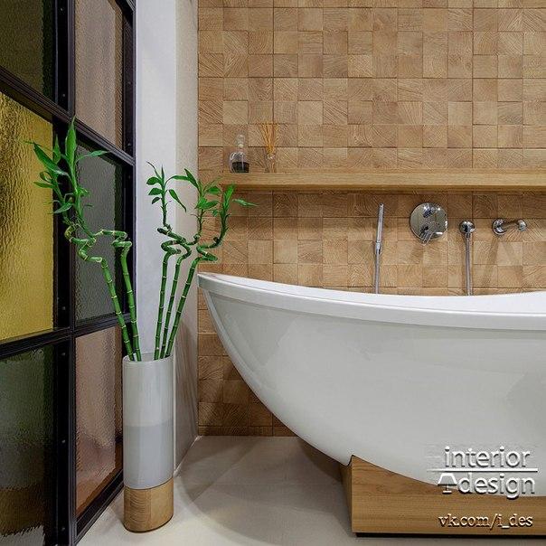 Шикарная ванная комната (1 фото)
