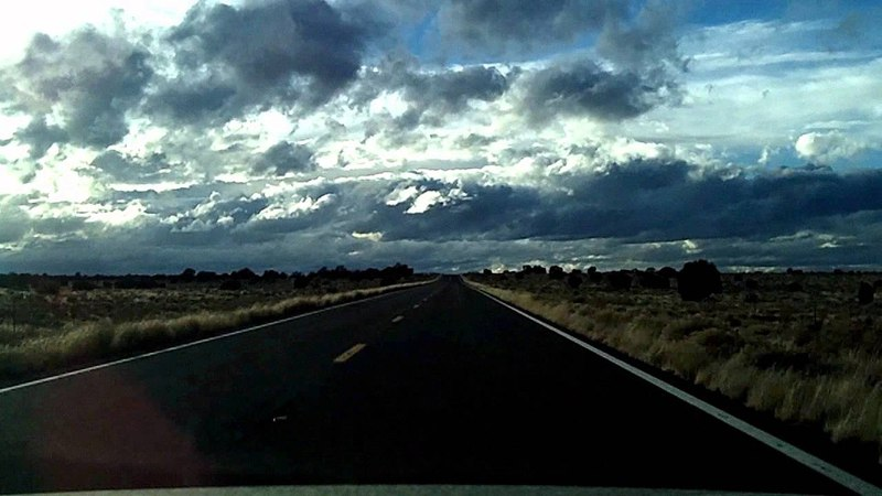 Flagstaff to the Grand Canyon via US Highway 180 Dashcam