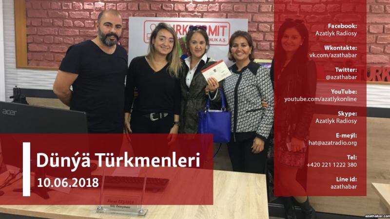 Türkiýedäki türkmenler Aşgabadyň 'geçirimlilik kararyna' bil baglap bolmajagyny aýdýarlar