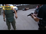 С кем сражаются укропы Непробиваемый боец Шустрый