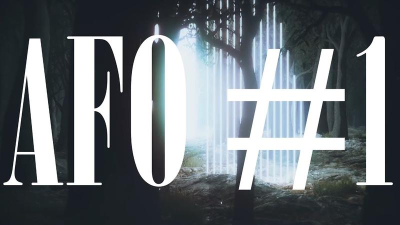 AFO1 | Drum Bass | Neurofunk mix 2018
