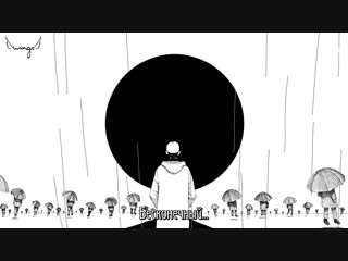 [RUS SUB] [РУС САБ] RM 'forever rain' MV
