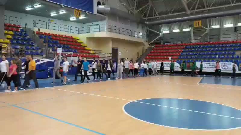 Спартакиада работников органов местного самоуправления города