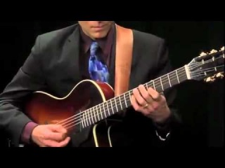 Frank Vignola - The Sounds Of Silence - Performance (Folk Alley)