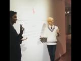 181011 Lucas & Jaemin (NCT) @ gq_korea Instagram Update