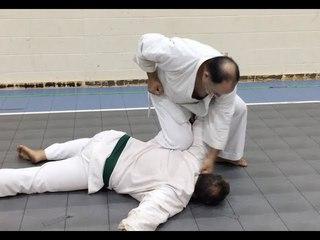 Kojo-Ryu Tenkan Ken Kata Bunkai