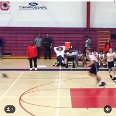 """LeBron James on Instagram: """"Cmon Bronny chill out!! For real chill chill. 🤦🏾♂️!! U in your bag bag! The hell with what I'm talking about, keep goi..."""