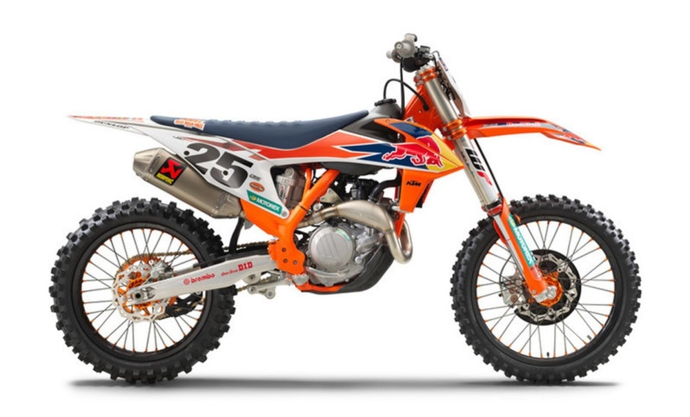 Кроссбайк KTM 450 SX-F Factory Edition 2019