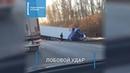 На трассе А107 в ПОДМОСКОВЬЕ столкнулись 3 фуры - есть жертвы