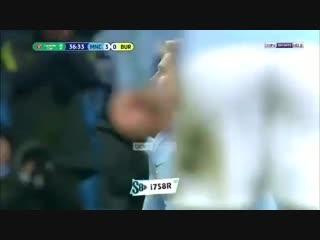 Зинченко забил гол за «Ман Сити»