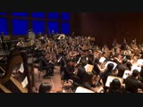 537 J. S. Bach / E. Elgar - Fantasia and Fugue in C minor, BWV 537 - Joven Orquesta y Coro de Madrid [Jordi Francés]