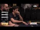 Покер Нереальная раздача! Фул хаус Тузы - двойки против каре двоек