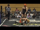 Daiki Shimomura vs. Naomi Yoshimura DDT - Road To Ryogoku 2018 ~ Dramatic Dream Tsukubasan ~