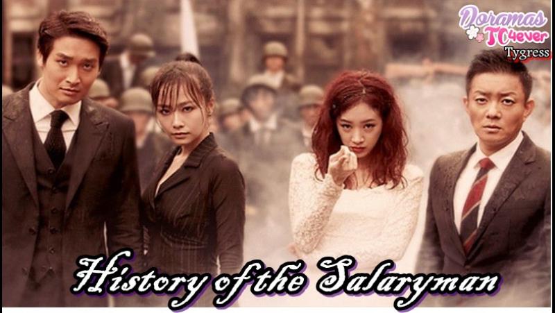 History of a Salaryman Episodio 9 DoramasTC4ever
