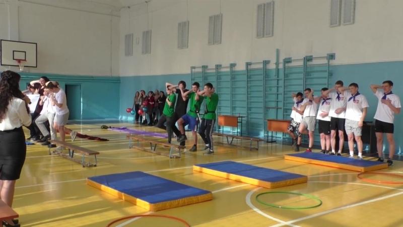 Армейские игры в КФ ФГБОУ ВО НГПУ - 2018