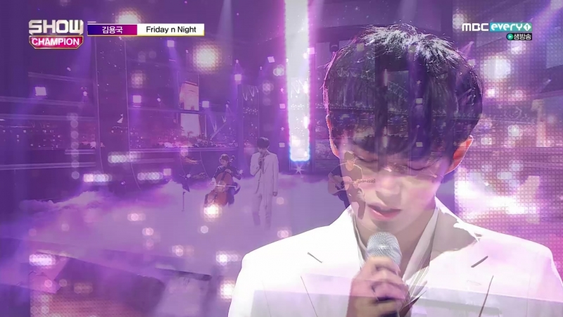180912 Jin Longguo (김용국) - Friday n Night