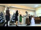Новогоднее представление 9-А УВК № 111